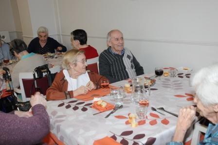 EHPAD Blanqui - Maison de retraite Villeurbanne (69)